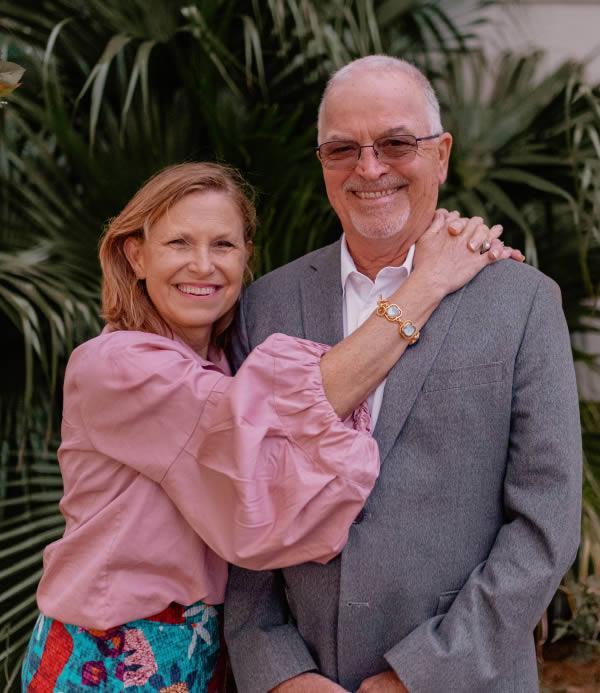 Pastor Frank & Parris Bailey