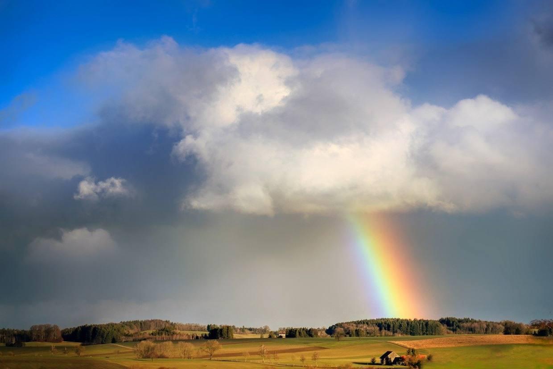 rainbow, cloud, evening sun-4047523.jpg